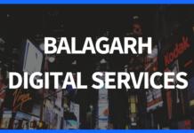 Balagarh Digital Services