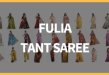 Fulia Tant Saree